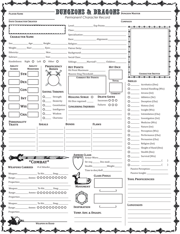 Fifth-Edition-Character-Folder