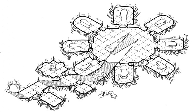 The Tomb of Eight