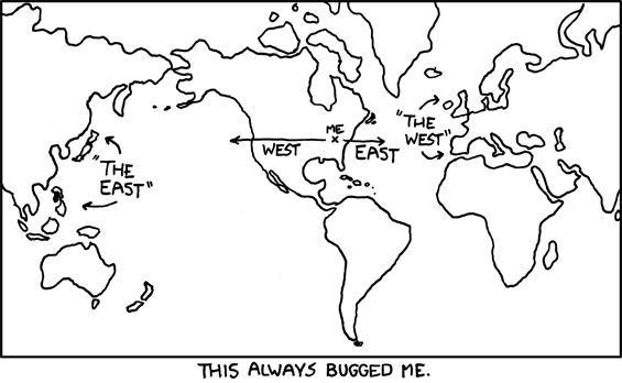 terminology XKCD