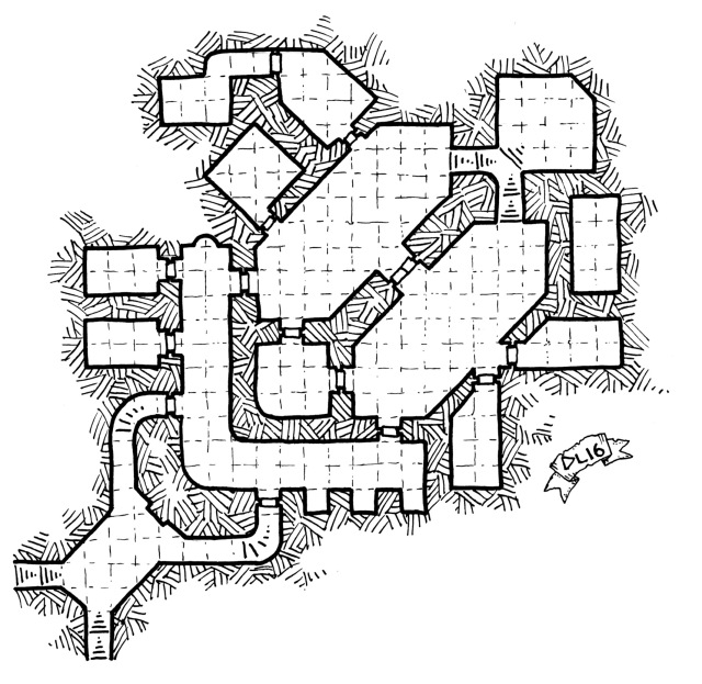 Vault of the Granite Ogre