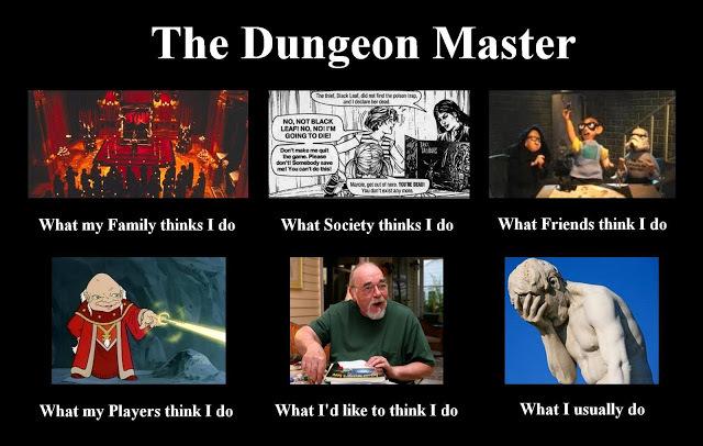 Dungeon Master Memes Tumblr