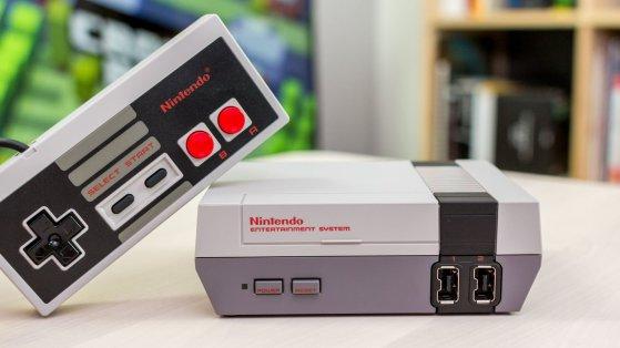 nes classic mini console