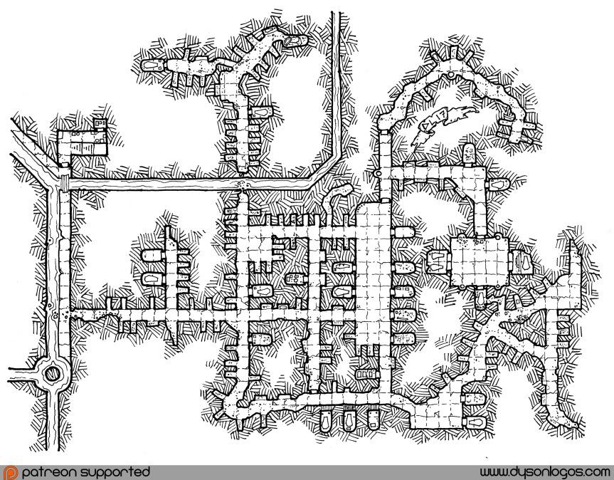Forgotten Catacombs
