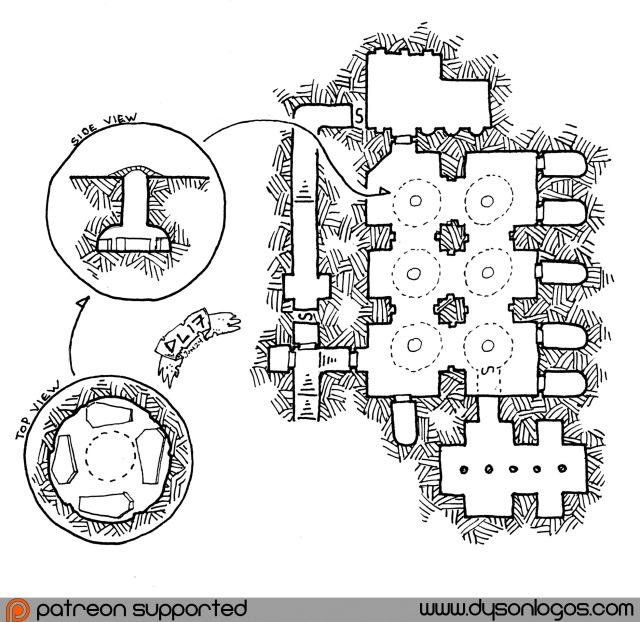 The Oubliette Crypts