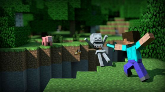 Minecraft combat mod gameplay