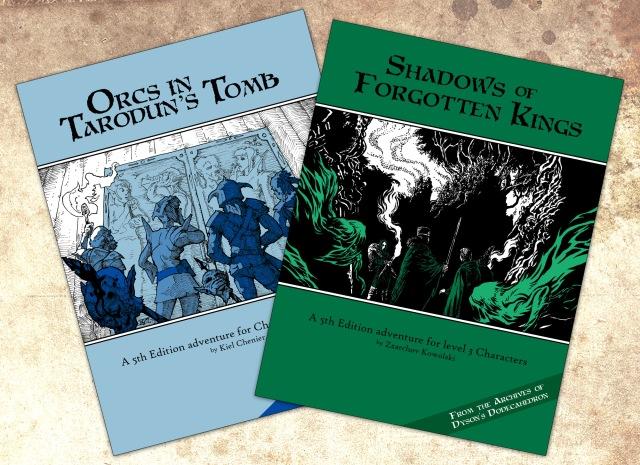Shadows & Orcs
