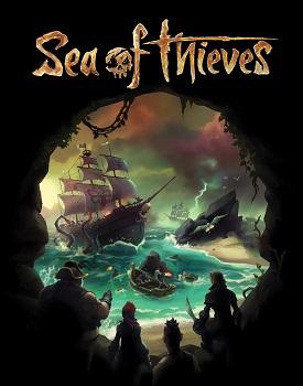 Sea of Thieves Vertical Key Art