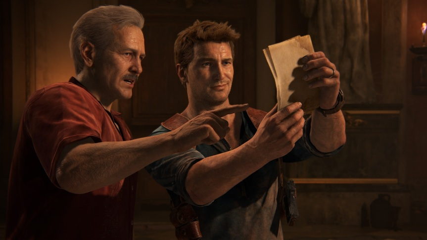 Uncharted 4 screenshot 1