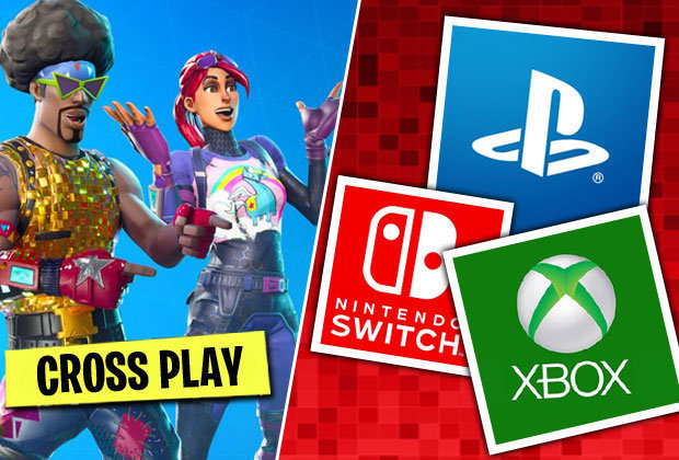 cross-platform play fortnite