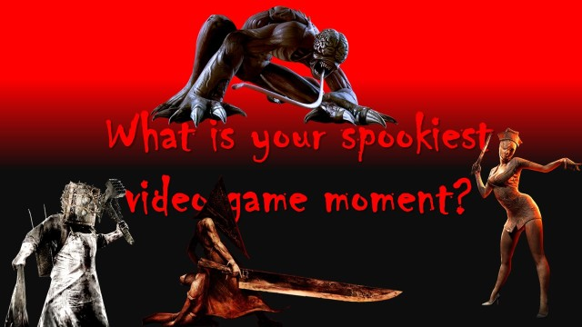 what is your spookiest video game moment thumbnail