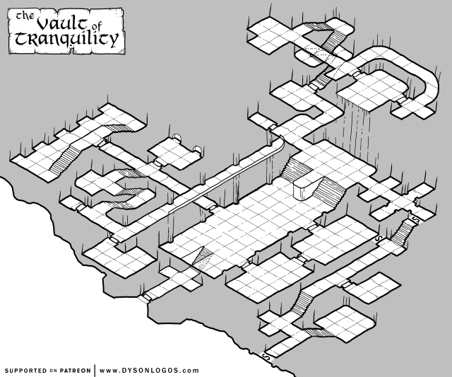 The Vault of Tranquility