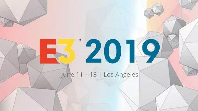 e3 2019 logo