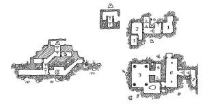Ziggurat, keyed