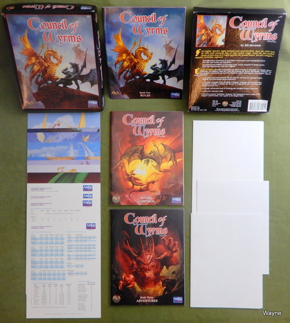 Council of Wyrms box set 83