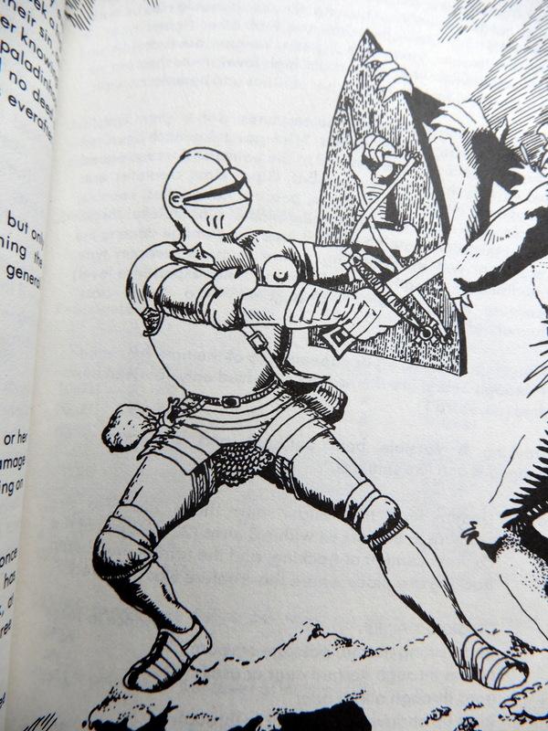 Paladin - Players Handbook - David C Sutherland