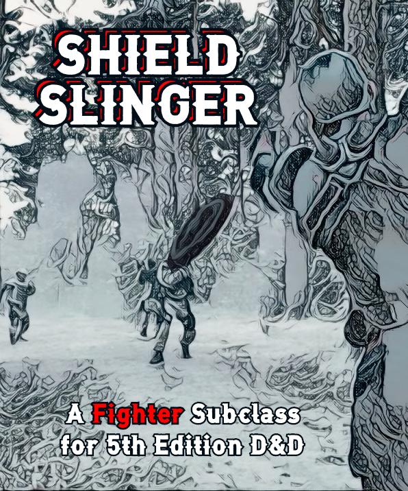 Shield Slinger Cover