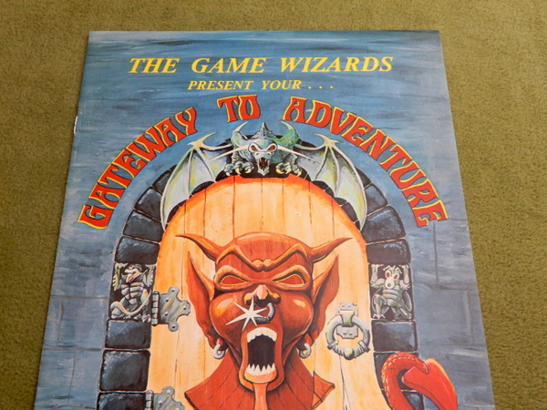 1980 Gateway to Adventure cover detail