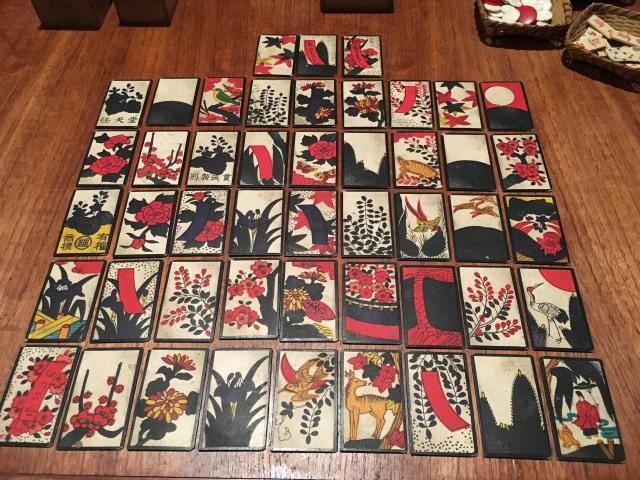 Image result for nintendo hanafuda cards