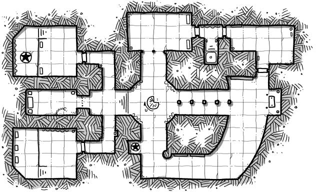 Vault of Skushuut, the Baleblight Ravager
