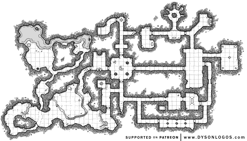 The Lost Temple of Aphosh the Haunted