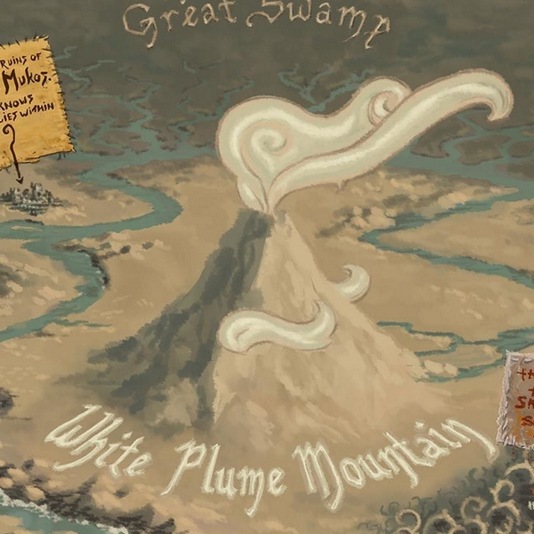 White Plume Mountain graphic