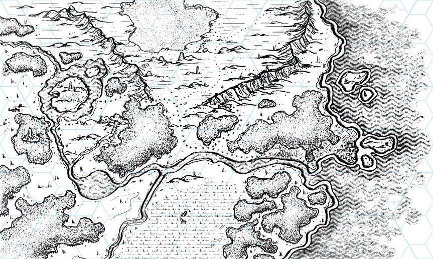 The Malachite Coast