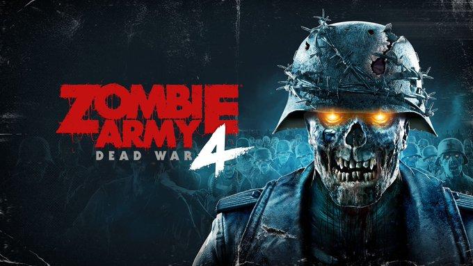 zombie army 4 screen 1