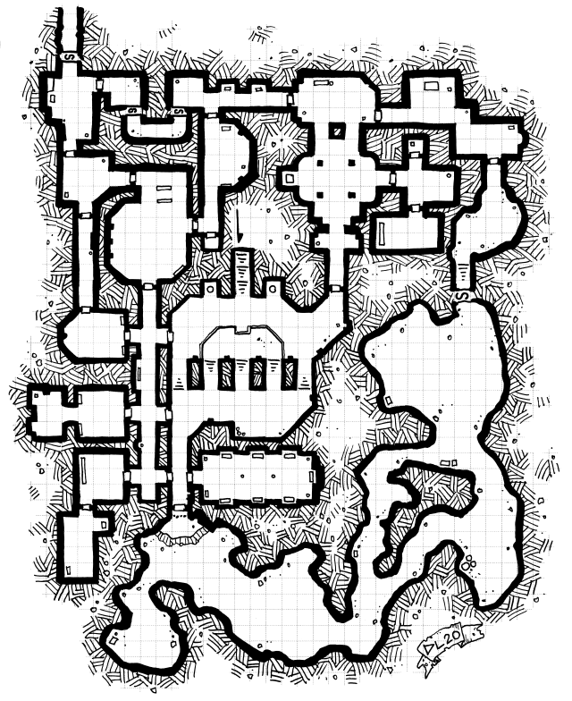 Dungeon of Holding