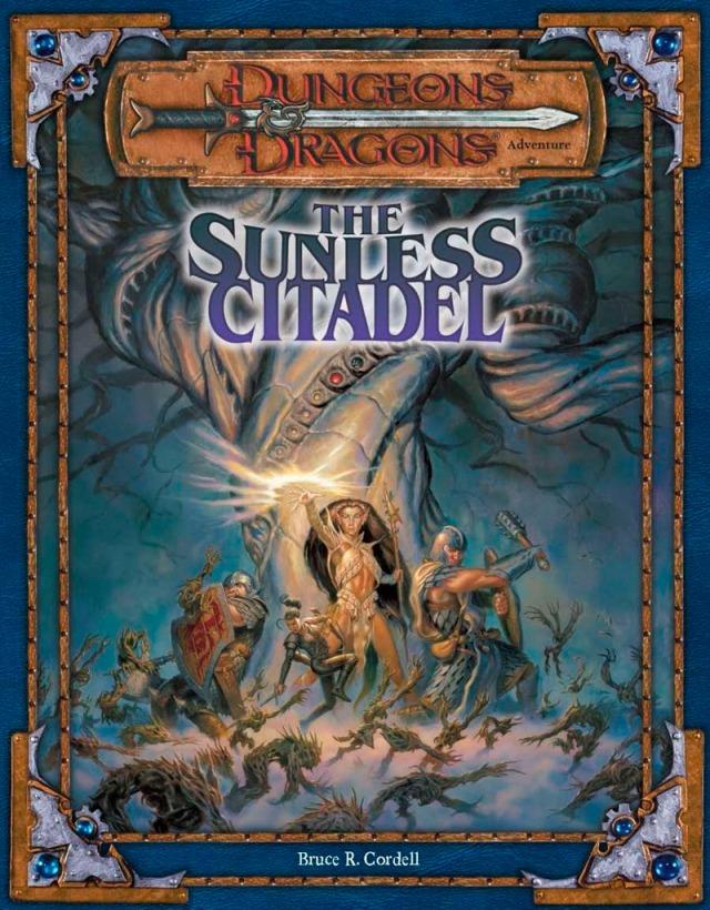 Sunless Citadel 3e Cover 1