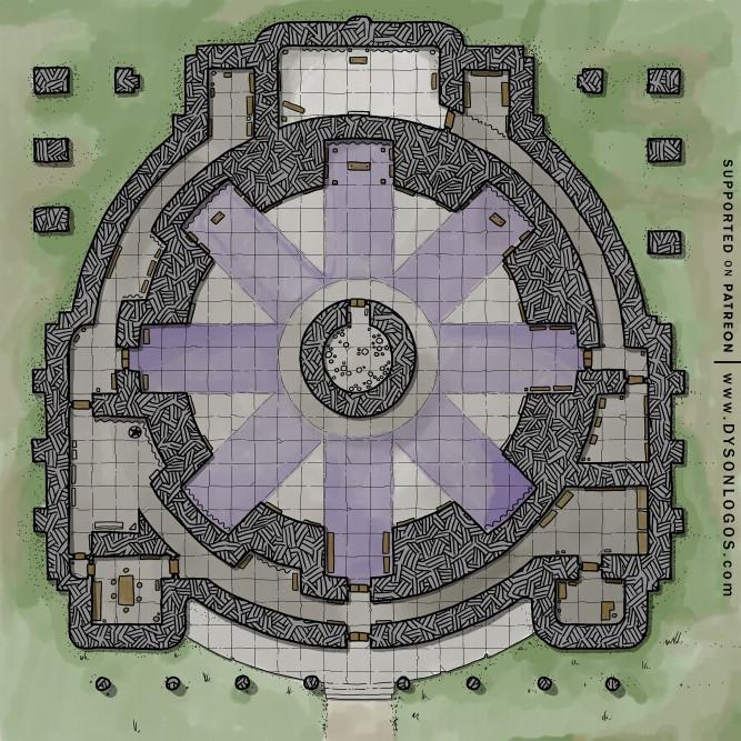 Temple of the Seven Children