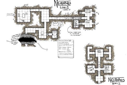 Necropolis Crypts