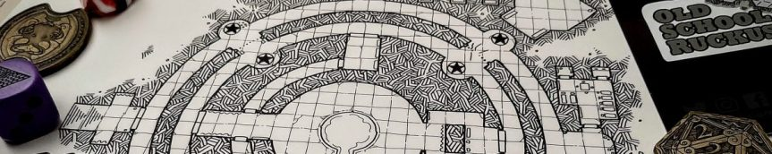 The Circles of Keténgku's Contemplations (WIP)