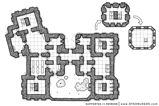 Abbey of the Iron Star (1200 dpi)