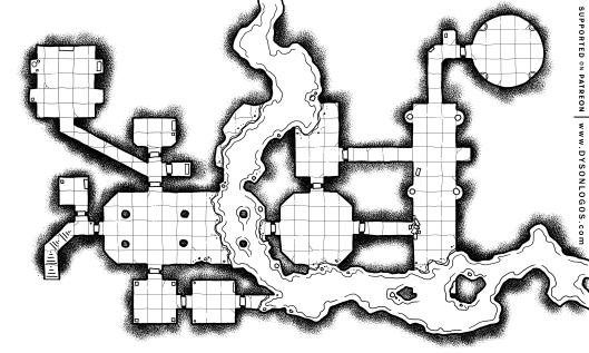 Forbidden Halls (1200 dpi)