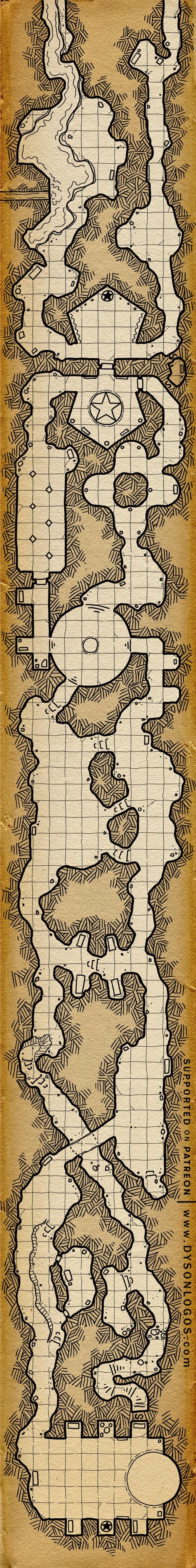 Long Dungeon is Long (300 dpi)