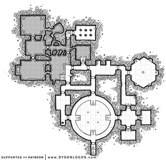 Mausoleum of the Last Castellan (1200 dpi)