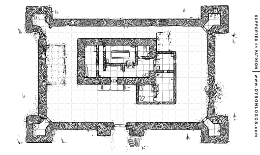 The Ruined Fort (1200 dpi)