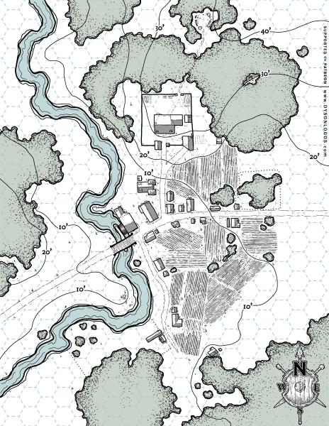 Tarsakh Village (1200 dpi)
