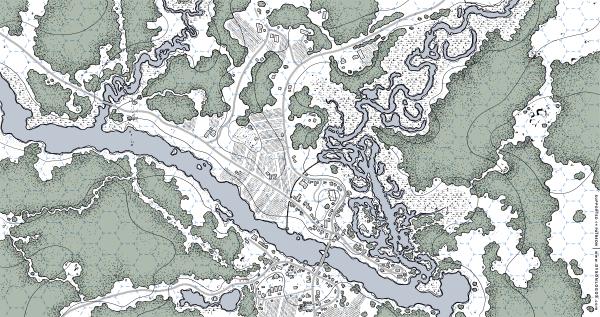 The Serpent Wetlands