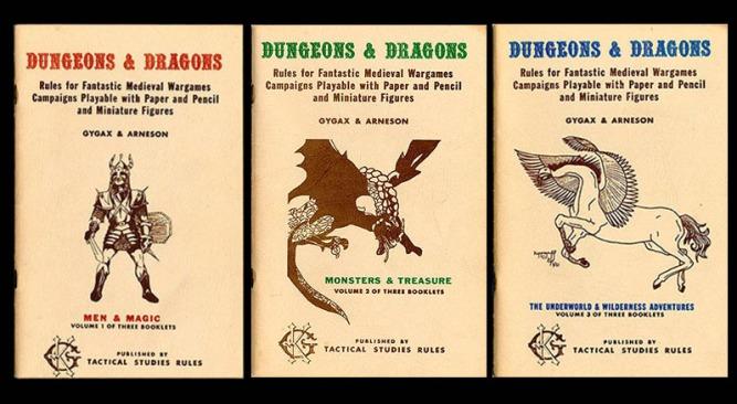 DnD Original Books