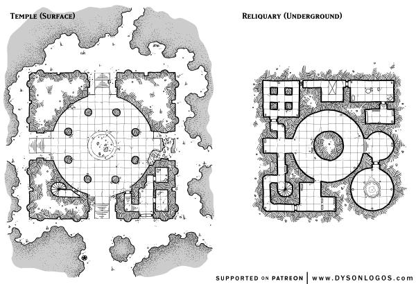 Lost Reliquary (1200 dpi)