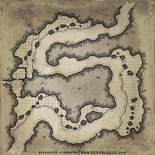 Heart of Darkling - The Darkling Galleries