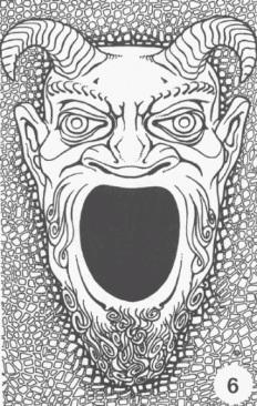 devil-face