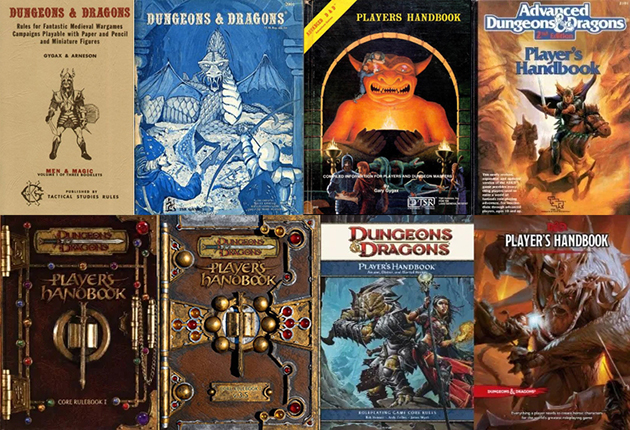 DnD Editions