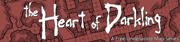 Heart of Darkling Series Header