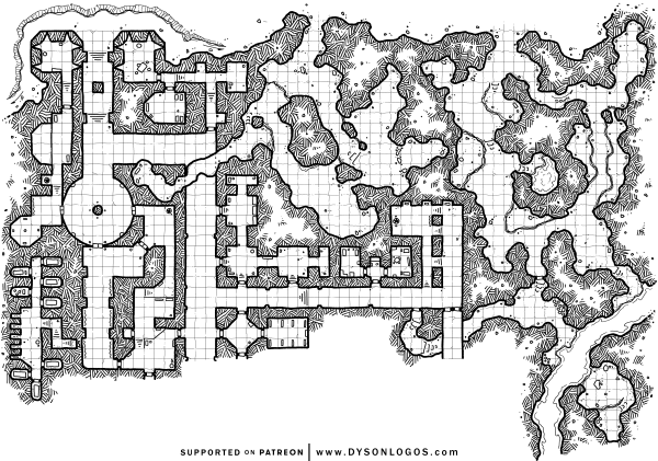 Teo's Portal - Map 1