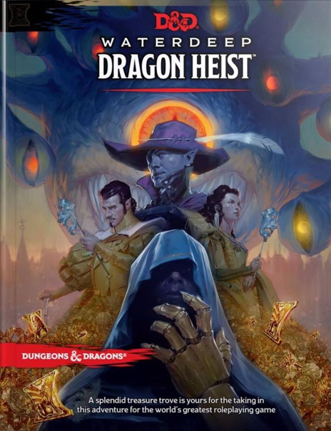 Dragon Heist cover full